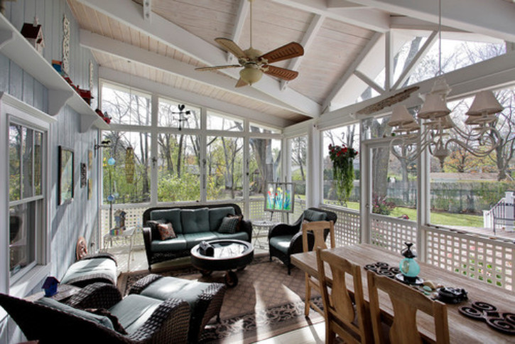 sunroom contractors in San Jose, CA