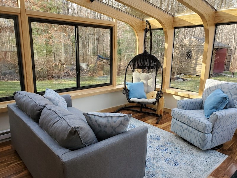 sunroom additions in Methuen, MA