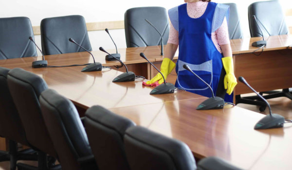 commercial cleaning services in Chicago, IL